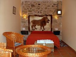 hotel rural m nsio de la plata en pe acaballera infohostal