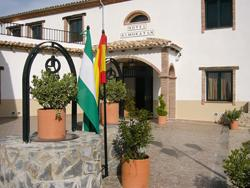 Hotel Rural Almorat&iacute;n,Torres (Jaen)