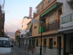 Pensión Los Faroles,Fuengirola (Malaga)