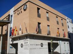 Hotel Quo Fierro,Tres Cantos (Madrid)