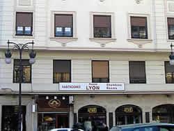 Pensión Lyon,Valencia (Valencia)
