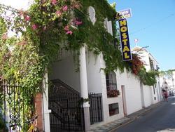 Hostal Tres Soles,Nerja (Málaga)