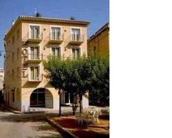 Hotel Plaça,Sant Feliu de Guíxols (Girona)