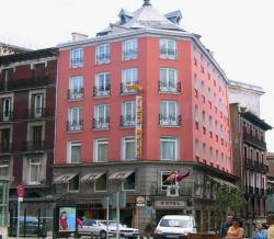 Hotel Plaza Mayor,Madrid (Madrid)