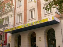 Hotel Aquaria Negresco,Madrid (Madrid)