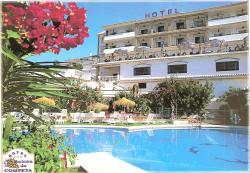Hotel Balcón de Competa,Cómpeta (Málaga)