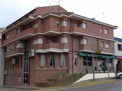 Hostal Alcanadre,Sariñena (Huesca)