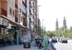 Hostal Cumbre,Zaragoza (Saragoça)