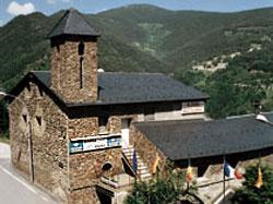 Albergue Borda Jovell,Sispony (Andorra)