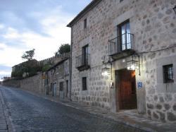 Hotel Las Leyendas,Ávila (Ávila)