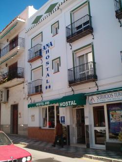 Hostal Ana,Nerja (Málaga)