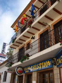 Hostal Cristina,Denia (Alicante)