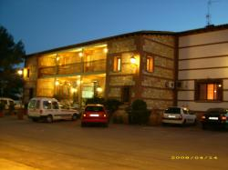 hotel Restaurante san Isidro,Quintanar de la Orden (Toledo)