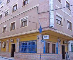 Hostal Alicia,San Pedro de Alcántara (Malaga)