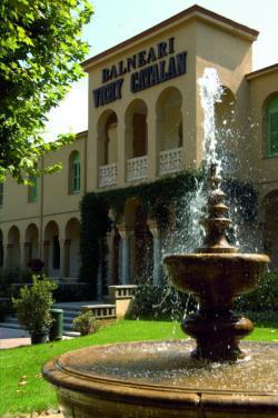 Balneario Vichy Catalán,Caldas de Malavella (Girona)