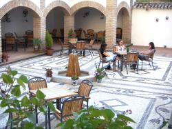 Hotel La Enrea,Montefrio (Granada)