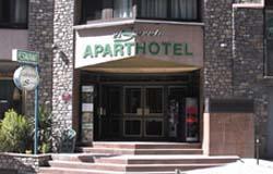 Aparthotel El Serch,Escaldes Engordany (Andorra)