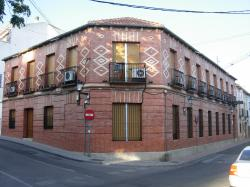 Hostal Cervantes,Valdemoro (Madrid)