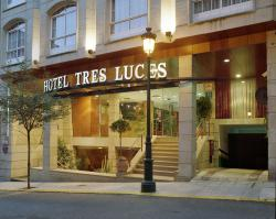 Hotel Tres Luces,Vigo (Pontevedra)