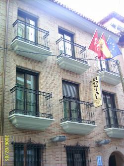 Hostal Complutense,Alcalá de Henares (Madrid)