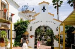 Hotel El Cortijo Blanco,San Pedro de Alcántara (Málaga)