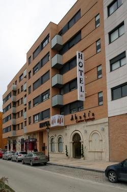 Hotel Abadía Camino Santiago