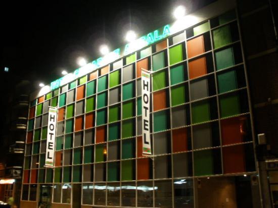 Hotel ciudad de alcal en alcal de henares infohostal for Ciudad 10 alcala de henares