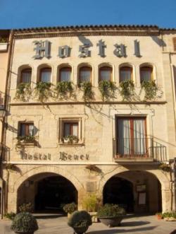 Hostal Benet,Les Borges Blanques (Lleida)