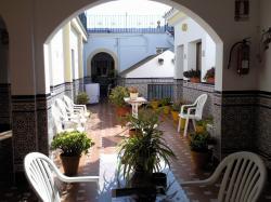 Hostal Málaga,Arcos de la Frontera (Cádiz)