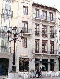 Hotel Rey Niño,Ávila (Ávila)