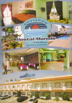 Hostal Manolo,Garrucha (Almería)