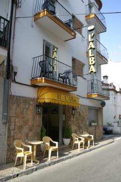 Pensión L Alba,Tossa de Mar (Girona)