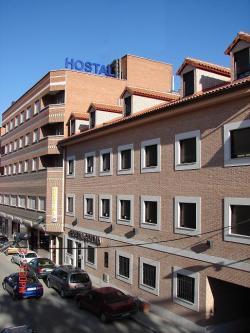 Hostal Goyma III,San Fernando de Henares (Madrid)