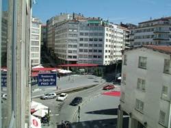 Pensión Santa Rita,Santiago de Compostela (A Coruña)
