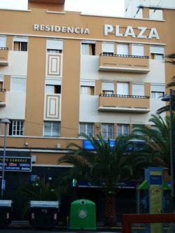Pensión Plaza,Las Palmas de Gran Canaria (Las Palmas)