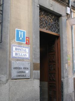 Hostal Bellas,Ávila (Ávila)