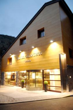 Hotel Galanthus,Vall d'Incles (Andorra)