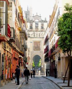 Pensión Santa Maria,Sevilla (Sevilla)