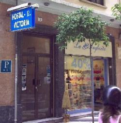 Hostal Victoria,Málaga (Málaga)