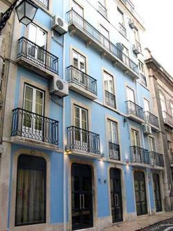 Pensão Residencial Portuense,Lisboa (Região de Lisboa)