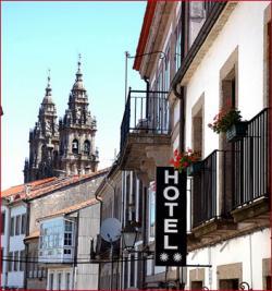 Hotel Entrecercas,Santiago de Compostela (A Coruña)