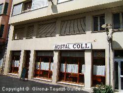 Hostal Coll,Girona (Girona)