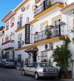 Hostal Casa Rosa,Benalmádena Costa (Málaga)