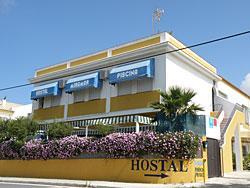 Hostal Miramar,Caños de Meca (Cádiz)