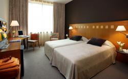 Hotel Carlemany,Girona (Girona)