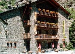 Hotel Salòria,Alins (Lleida)