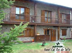 Hotel Cal Rei de Talló,Bellver de Cerdaña (Lleida)