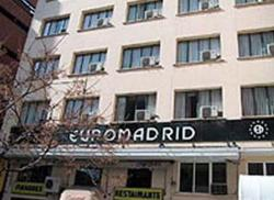 Hostal Euromadrid
