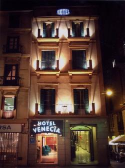 Hotel Venecia,Málaga (Málaga)