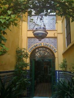 Hostal Atenas,Sevilla (Sevilla)